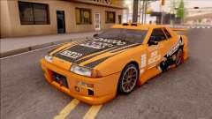 Eddie NFS Underground Paintjob For Elegy для GTA San Andreas