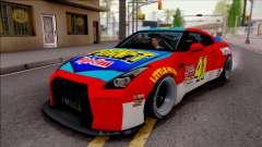 Nissan GT-R R35 Hornet Classic для GTA San Andreas
