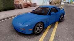 Mazda RX-7 1997 для GTA San Andreas
