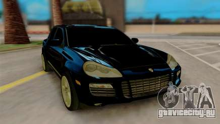 Porsche Cayenne S 2009 для GTA San Andreas