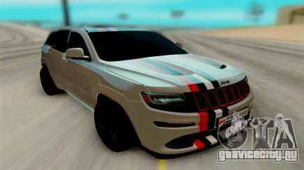 Jeep Grand Cherokee SRT для GTA San Andreas