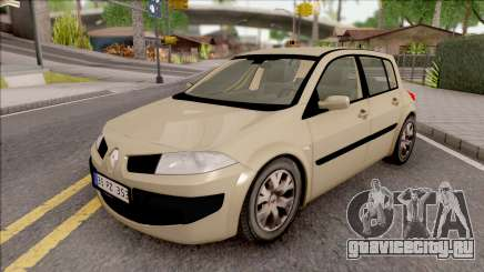 Renault Megane 2 HB Authentigue для GTA San Andreas