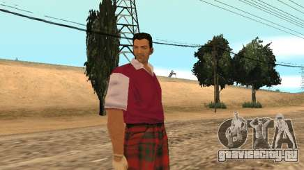 Tommy Vercetti Golf для GTA San Andreas