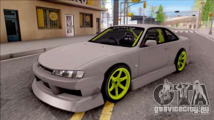 Nissan 200SX Drift Monster Energy для GTA San Andreas