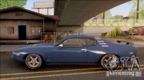Driver PL Cerrano Final Version для GTA San Andreas вид слева