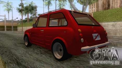 Nissan Pao для GTA San Andreas вид справа