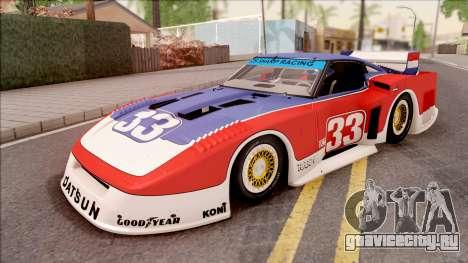 Datsun 280ZX Turbo IMSA GTX 1981 для GTA San Andreas