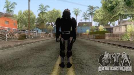 Star Wars JKA - 212th Clone Shadow Skin для GTA San Andreas третий скриншот
