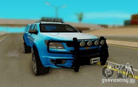 Chevrolet S10 для GTA San Andreas