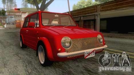 Nissan Pao для GTA San Andreas