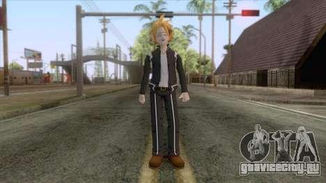 My Hero Academia - Denki Kaminari Suit Hero v2 для GTA San Andreas второй скриншот