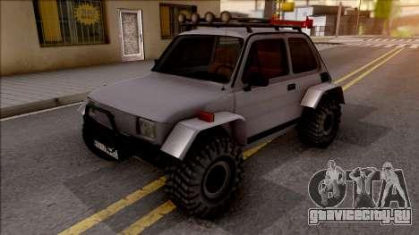 Fiat 126p Buggy для GTA San Andreas