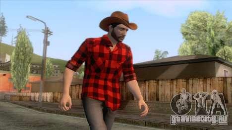 Skin Random 22 (Outfit Country) для GTA San Andreas