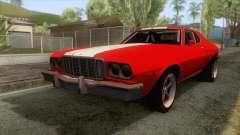 Ford Gran Torino Drag 1975