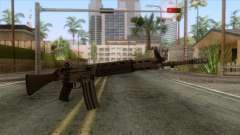 Howa Type 89 Assault Rifle для GTA San Andreas