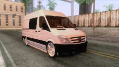 Mercedes-Benz Sprinter 2014 для GTA San Andreas