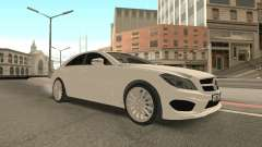 Mercedes-Benz CLS 400 Bulkin edition для GTA San Andreas