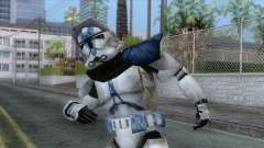 Star Wars JKA - 501st Legion Skin v3 для GTA San Andreas