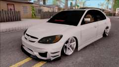 Honda Civic E.K MODS для GTA San Andreas