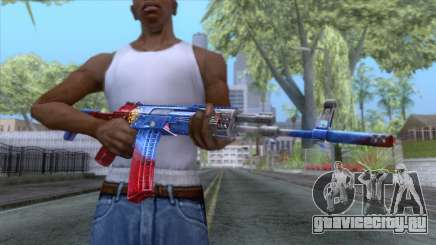 CrossFire AK-12 Assault Rifle v1 для GTA San Andreas