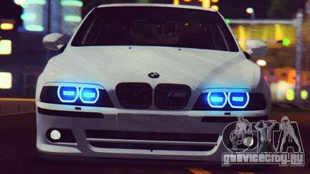 BMW M5 E39 (2017 re-styling) для GTA San Andreas