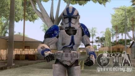 Star Wars JKA - 501st Legion Skin v1 для GTA San Andreas