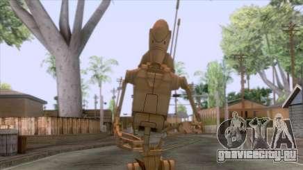 Star Wars - Battle Droid Skin для GTA San Andreas