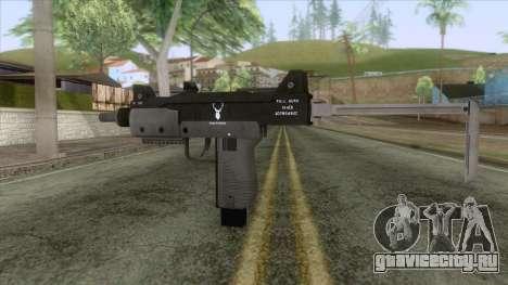 GTA 5 - Micro SMG для GTA San Andreas