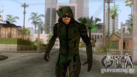 Injustice 2 - Green Arrow для GTA San Andreas
