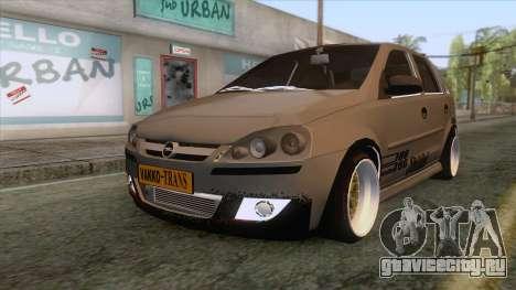 Opel Corsa Stance для GTA San Andreas