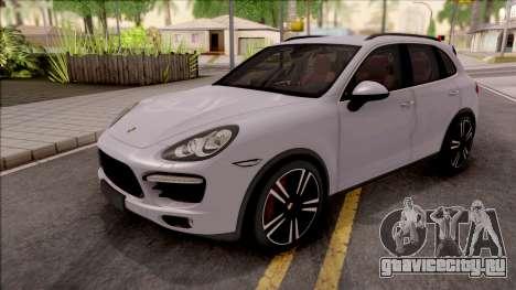 Porsche Cayenne Turbo 2013 MTA Version для GTA San Andreas