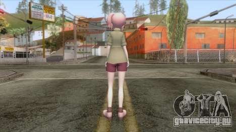 Nana Trial Version Skin для GTA San Andreas