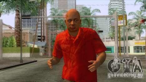 Santiago Maldonado Skin для GTA San Andreas
