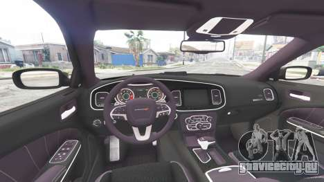Dodge Charger RT 2015 Police v2.0 [replace]