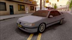 Peugeot 406s для GTA San Andreas