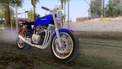 Kawasaki Barako 175 для GTA San Andreas