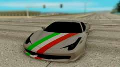 Ferrari Italia 458
