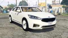 Kia Cadenza (YG) 2017 [replace]