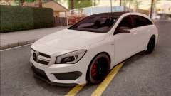 Mercedes-Benz CLA 45 AMG Shooting Breake v1 для GTA San Andreas