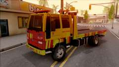 Ford Cargo of CCR для GTA San Andreas