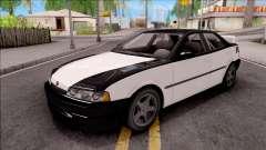 Cheval Nebula RS для GTA San Andreas