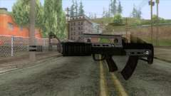 GTA 5 - Bullpup Rifle для GTA San Andreas