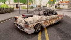 Chevrolet Impala Sport Coupe V8 RUST 1958 для GTA San Andreas