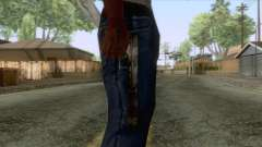 Glock 17 Silenced для GTA San Andreas