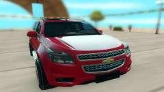 Chevrolet TrailBlazer для GTA San Andreas