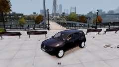 Renault Duster для GTA 4