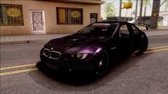 BMW M3 GT2 Itasha Mash Kyerlight Fate Apocrypha для GTA San Andreas