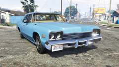 Dodge Monaco 1974 v2.0 [replace] для GTA 5
