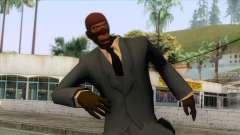 Team Fortress 2 - Spy Skin v1 для GTA San Andreas