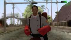 Team Fortress 2 - Medic Skin v2 для GTA San Andreas